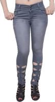 Nifty Super Skinny Women Grey Jeans