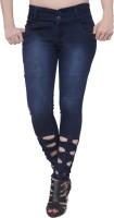 Nifty Skinny Women Dark Blue Jeans