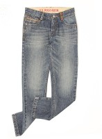 US Polo Kids Slim Boys Blue Jeans