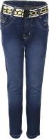 AJ Dezines Slim Boys Blue Jeans
