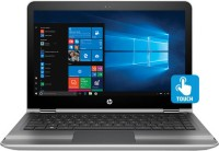 HP Core i3 7th Gen - (4 GB/1 TB HDD/Windows 10 Home) 13-U131TU X360 2 in 1 Laptop(13.3 inch, Natural SIlver, 1.66 kg)