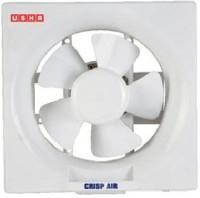 Usha Crisp Air 200mm 200 mm 5 Blade Exhaust Fan(White, Pack of 1)