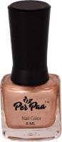 perpaa Glitz Nail Enamel Copper Red Glitz(8 ml) - Price 134 29 % Off