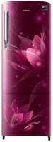 Samsung 255 L Direct Cool Single Door 3 Star Refrigerator(Blooming Saffron Red, RR26N373ZR8/HL) (Samsung) Tamil Nadu Buy Online