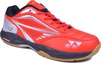 Yonex Court Ace Tough Badminton Shoes For Men(Red)