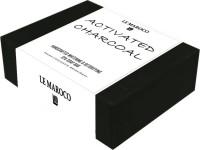 LE MAROCO ACTIVATED CHARCOAL HANDCRAFTED & DETOXIFYING SPA BRICK SOAP(100 g) - Price 100 66 % Off