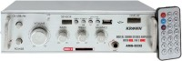 KROWN 4 Channel Stereo Home Theater Ampr with FM & USB Player 3232 50 W AV Control Amplifier(Multicolor)