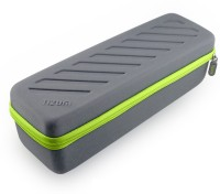 TIZUM Speaker Case Cover for JBL Charge 3(Grey, Artificial Leather)