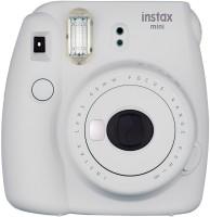 Fujifilm Instax Mini 9 Joy Box Instant Camera Plus Twin Film Pack Plus Carry Case Plus Photo Frames And Albums Instant Camera(White)