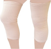 Healthllave Sports and Medical Elastic Knee Cap Support for Joint Pain & Arthritis Relief, Improved Circulation Compression (1 Pair) Knee Support (XL, Light Brown) Flipkart Rs. 599.00