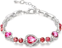 Pink Stoned Bracelets Up to 80% Off
