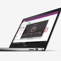 Acer Swift 3 Ryzen 5 Quad Core - (8 GB/1 TB HDD/Linux) SF315-41 Laptop