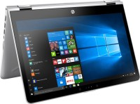 View HP Pavilion x360 Core i5 8th Gen - (8 GB/1 TB HDD/8 GB SSD/Windows 10 Home) 14-ba123TU 2 in 1 Laptop(14 inch, Natural SIlver, 1.72 kg) Laptop
