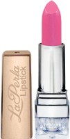 La Perla Golden Follow Me Persian Pink Lipstick Shade-106(4.5 g, Persian Pink) - Price 99 64 % Off