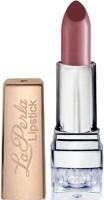 La Perla Golden Follow Me Coffee Lipstick Shade-402(4.5 g, Buccaneer) - Price 99 64 % Off