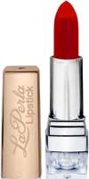 La Perla Golden Follow Me Red Lipstick Shade-110(4.5 g, Guardsman Red)