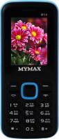 Mymax M14(Black, Blue) - Price 515 14 % Off