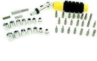 Cierie combination of various sockets and screws Ratchet Screwdriver(Phillips)