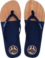 Levitate Dual Wood Flip Flops