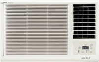 Voltas 1 Ton 3 Star BEE Rating 2018 Window AC - White(123LZF, Copper Condenser)