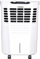 Vego Ice Box 3D Personal Air Cooler(White, 22 Litres)