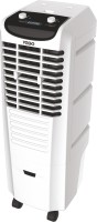 View Vego Empire 25 Tower Air Cooler(White, 25 Litres) Price Online(Vego)