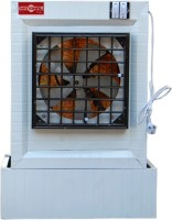 View INLAND COOLERS INSTA AIR Desert Air Cooler(White, 40 Litres) Price Online(INLAND COOLERS)