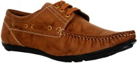 Glamour GMR_LB101 Boat Shoes For Men(Tan)