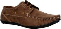 Glamour GMR_LB101 Boat Shoes For Men(Brown)
