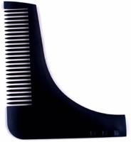 NERR l-shape beard comb - Price 144 51 % Off