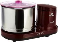 Bajaj WX 3 150 150 Mixer Grinder(Maroon, 1 Jar)