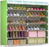 Furn Central Fabric Shoe Stand(12 Shelves)