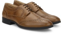 Bata JONATHAN Brogues For Men(Tan)