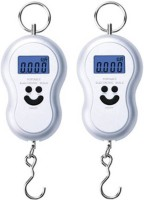 stepgear silver portable weight scale 50 kg Weighing Scale(Silver)