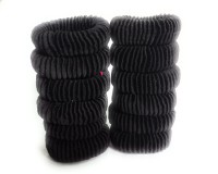 Spongy Hub 2510 Rubber Band(Black) - Price 147 26 % Off