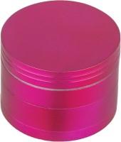 Moksha Aluminium Inside Fitting Hookah Mouth Tip(Pink)