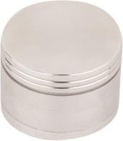 Moksha Aluminium Inside Fitting Hookah Mouth Tip(Silver)