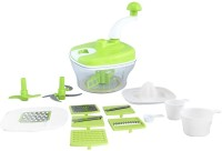 Frostaa 10 in 1 250 W Food Processor(Green)