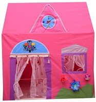 Paradise Queen Palace Tent House for Kids(Pink)