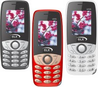 GLX U505 Pack of Three Mobiles(White$$Black$$Red)