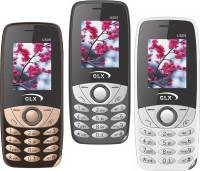 GLX U505 Pack of Three Mobiles(White$$Black$$Coffee)