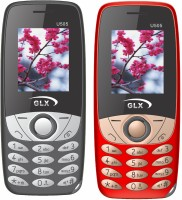 GLX U505 Combo of Two Mobiles(Black & Red) - Price 1599