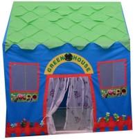 ALPYOG Jumbo Size House Tent for Kids(Green)
