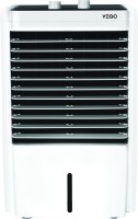 Vego Atom+ Personal Air Cooler(White, 6 Litres)