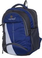 Good Friends backpacks Waterproof School Bag(Blue, 35 L)