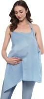 Wobbly Walk Wobbly Walk Nursing Cover / Feeding Cloak Polka Dots (Blue) Feeding Cloak(Blue)