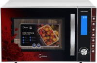 Midea 30 L Convection Microwave Oven(MMWCN030MEL, Red)