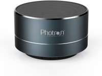 Photron P10 Wireless 3W Super Bass Mini Metal Aluminium Alloy Portable Bluetooth Speaker With Mic 3 W Bluetooth Speaker(Deep Cobalt, Stereo Channel)