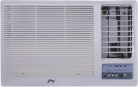 Godrej 1.5 Ton 3 Star BEE Rating 2018 Window AC  - White(GWC 18 SGZ 3 CWQR, Copper Condenser)