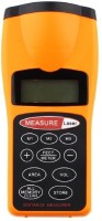 Protos LCD Digital Ultrasonic Laser Distance Measurement Tape(20 Metric)